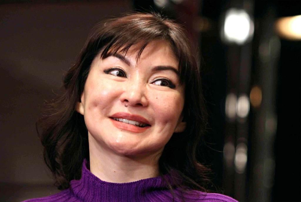 Alma Shalabayeva (Infophoto)