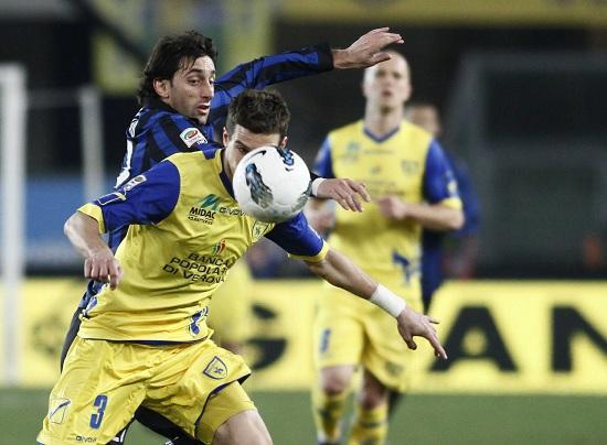 Marco Andreolli ha segnato un gol (Infophoto)