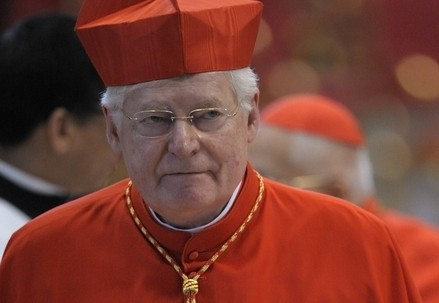 Angelo Scola, arcivescovo di Milano (Infophoto)