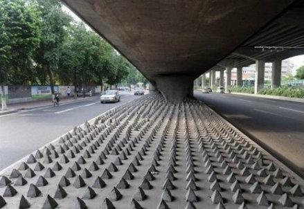 Punte contro i senzatetto, Inghilterra