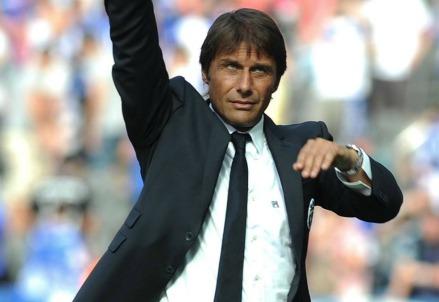 Antonio Conte torna in panchina allo Juventus Stadium (Infophoto)