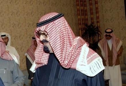 Esponente della monarchia saudita (Infophoto)