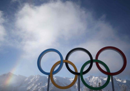 Olimpiadi di Sochi 2014 (Foto Infophoto)