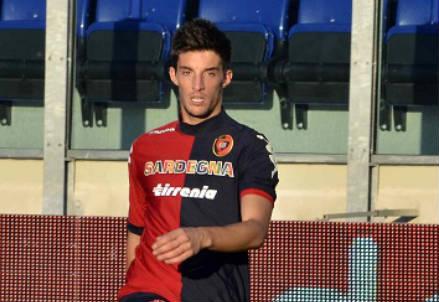 Lorenzo Ariaudo, 24 anni, difensore del Cagliari (INFOPHOTO)