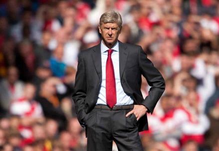 Arsene Wenger, allenatore dell'Arsenal (Infophoto)