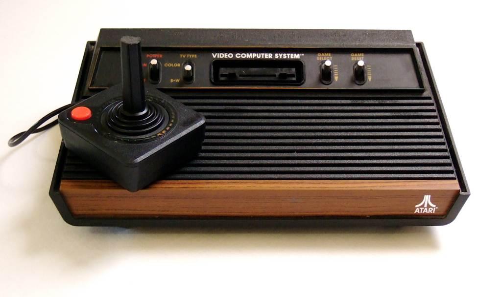 Il famosa console di Atari