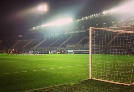 Lo stadio Atleti Azzurri d'Italia (dall'account Twitter ufficiale @Atalanta_BC)