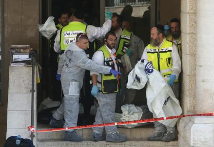 Il giorni dell'attentato