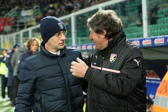 Ballardini e Malesani (Infophoto)