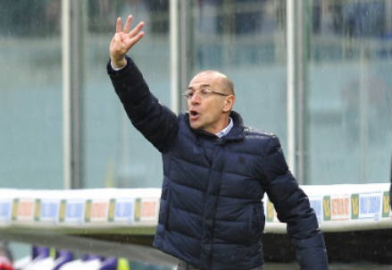 Davide Ballardini, allenatore del Bologna (Infophoto)