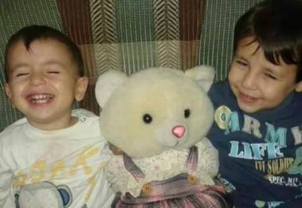 Aylan e il fratellino
