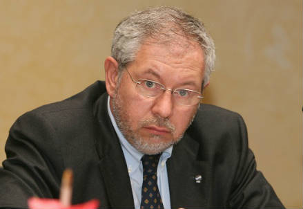 Il sottosegretario all'Economia Pierpaolo Baretta