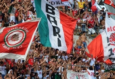 Oggi va in scena Juve Stabia-Bari (Foto: Infophoto)
