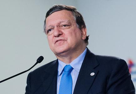 José Manuel Durão Barroso, presidente uscente della Commissione (Infophoto)