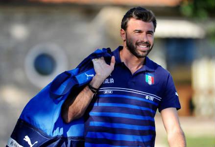 Andrea Barzagli, 34 anni, 52 presenze in Nazionale A (INFOPHOTO)