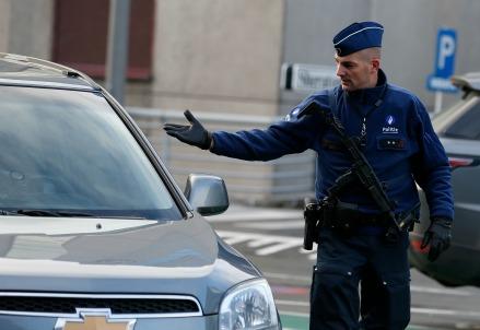 Polizia, infophoto