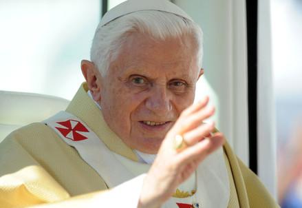 Le dimissioni di Papa Benedetto XVI