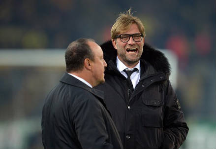 Klopp, allenatore Borussia Dortmund (Infophoto)
