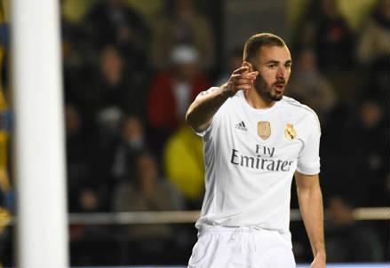 Karim Benzema, 28 anni, francese (INFOPHOTO)