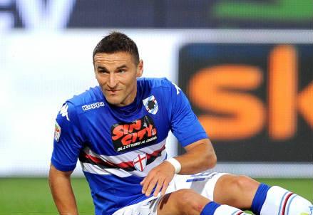Gonzalo Bergessio, 30 anni, attaccante argentino (INFOPHOTO)