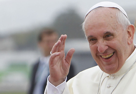 Papa Bergoglio (Foto: Infophoto)