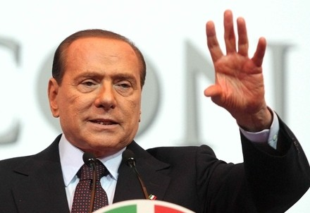Silvio Berlusconi (Foto: Infophoto)