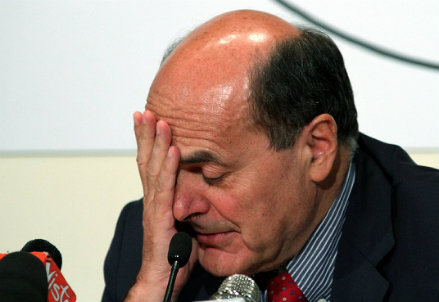 Pier Luigi Bersani (Foto: Infophoto)