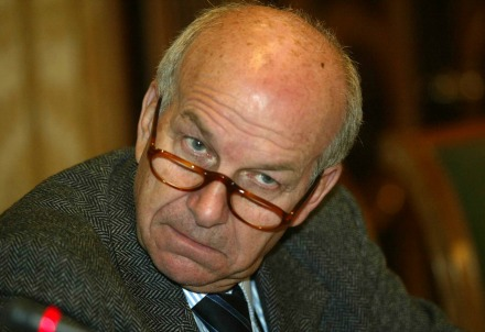 Fausto Bertinotti (Infophoto)