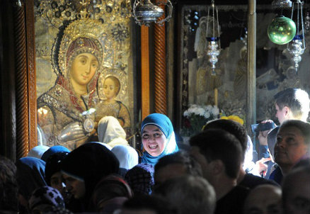 Basilica of the Nativity   (Infophoto)