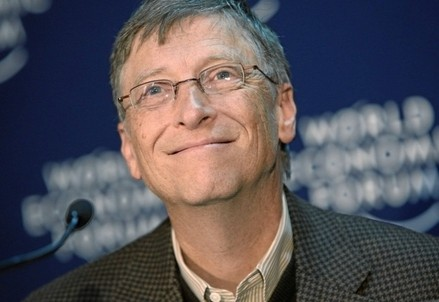 Bill Gates (Infophoto)