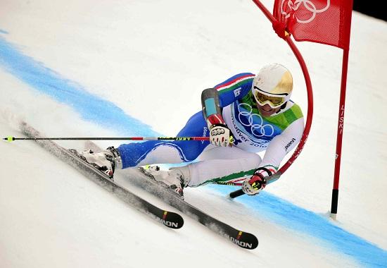 Massimiliano Blardone ha vinto tre volte sulla Gran Risa (Infophoto)
