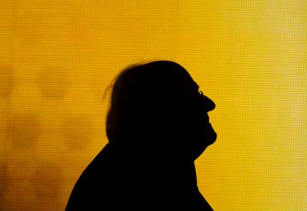 Blatter, presidente Fifa uscente (Infophoto)