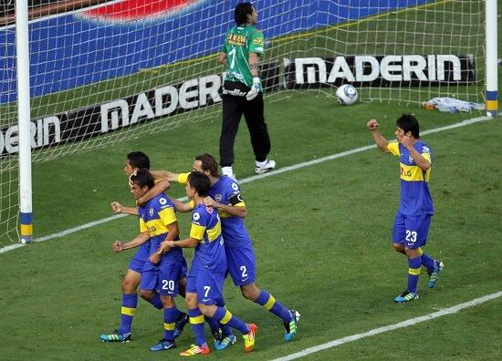 Boca Juniors (infophoto)