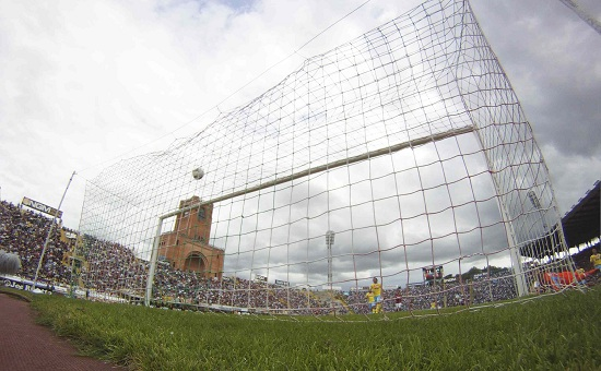 Lo stadio Renato Dall'Ara di Bologna (dall'account Twitter ufficiale BfcOfficialPage)