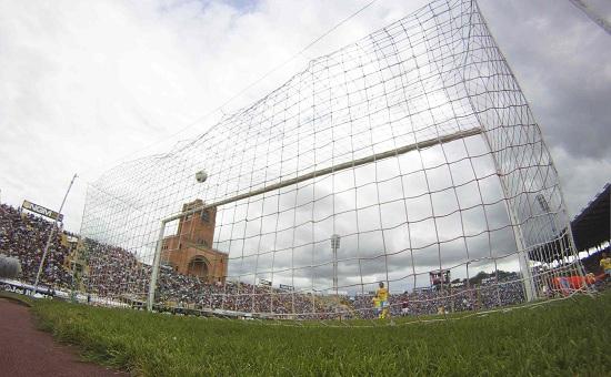 Lo stadio Dall'Ara (Infophoto)