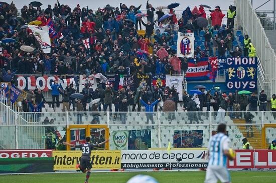 Bologna calcio (Infophoto)
