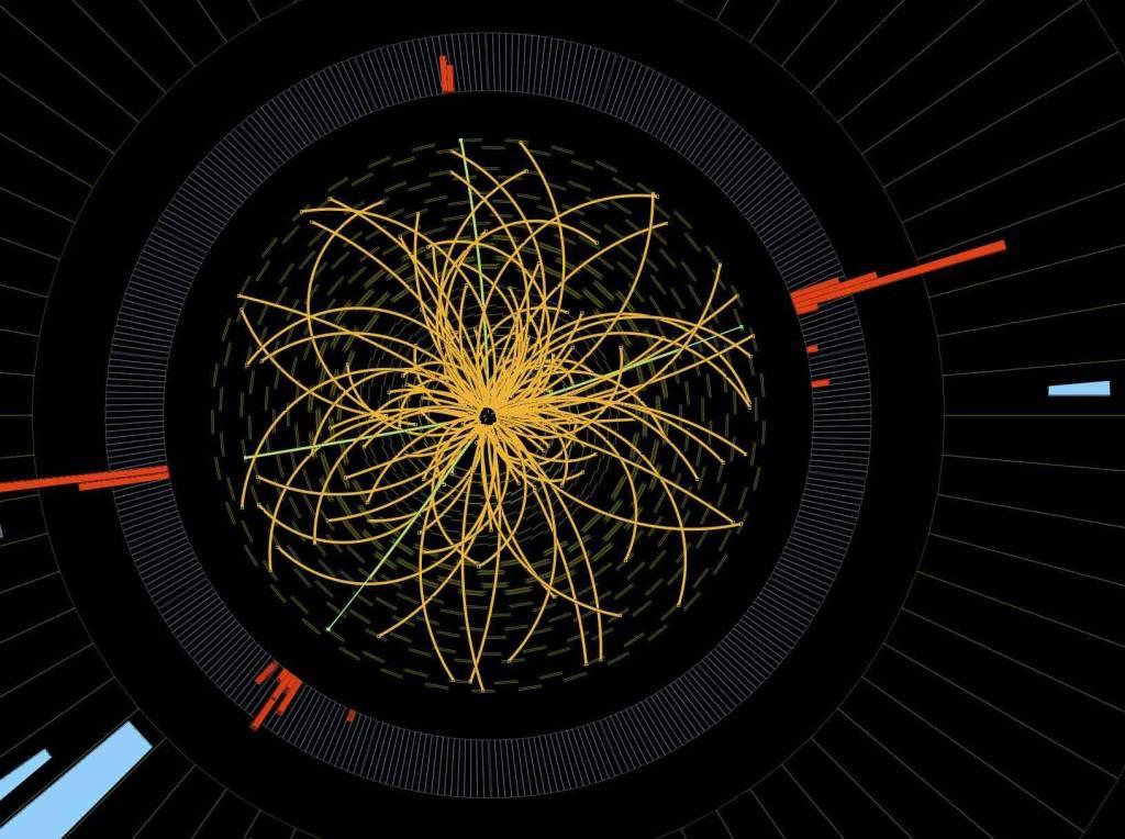 L'esperimento del Cern per scoprire il Bosone di Higgs (Foto: Infophoto)