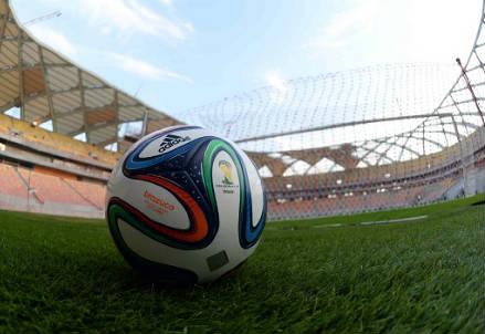 L'Arena Amazonia di Manaus, sede del debutto azzurro ai mondiali brasiliani (INFOPHOTO)