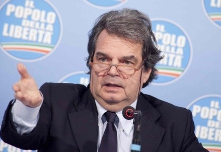 Renato Brunetta (Infophoto)