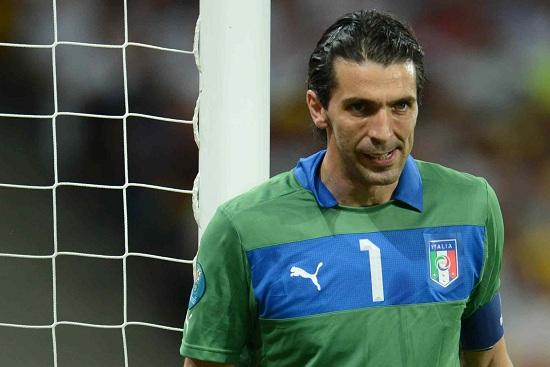Gigi Buffon (Foto: Infophoto)