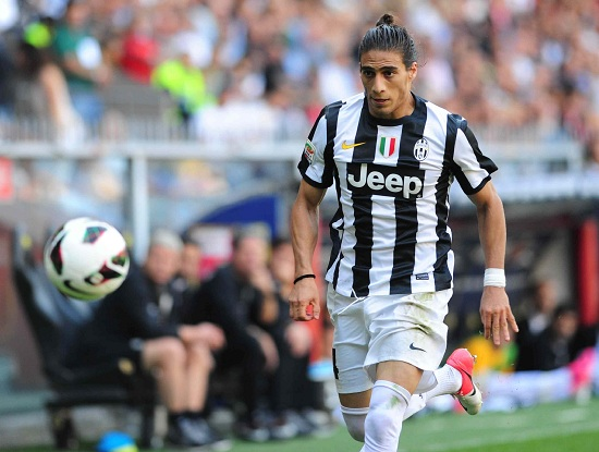 Martin Caceres (Infophoto)