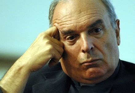 Mons. Massimo Camisasca (Infophoto)