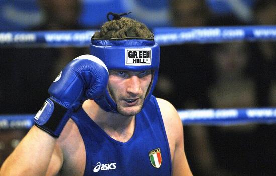Roberto Cammarelle (InfoPhoto)