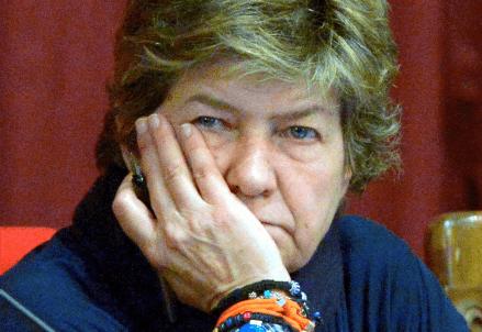 Susanna Camusso, leader della Cgil (Infophoto)