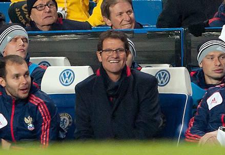 Fabio Capello, 67 anni, commissario tecnico della Russia (INFOPHOTO)