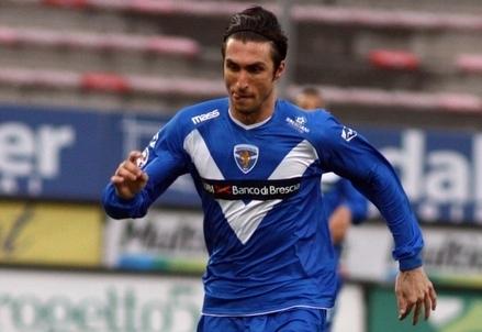 Andrea Caracciolo, attaccante Brescia (Infophoto)