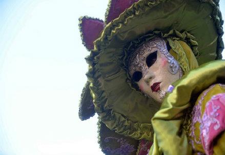 Carnevale di Sciacca (Infophoto)