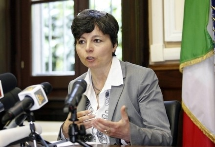 Maria Chiara Carrozza (Foto: Infophoto)