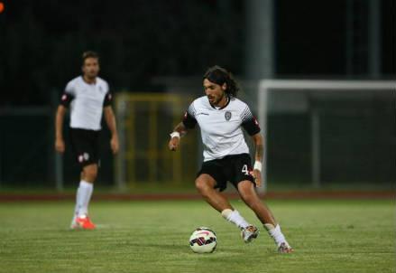 Emmanuel Cascione, 30 anni, centrocampista (dall'account Twitter ufficiale @cesenacalcio)