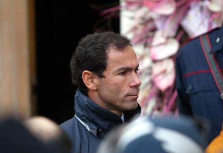 Davide Cassani, 53 anni (INFOPHOTO)
